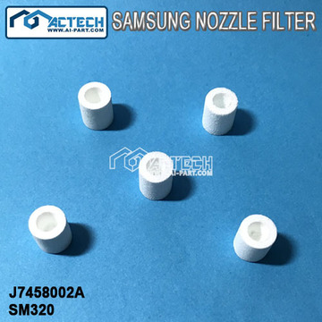 Nozzle filter for Samsung S320 machine