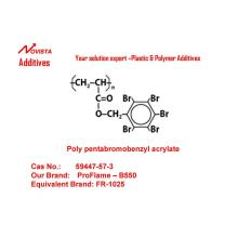 Poly pentabromobenzyl acrylate PPBBA flame retardant 59447-57-3