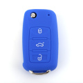 Silicone Car Key Cover pre VW Golf 6