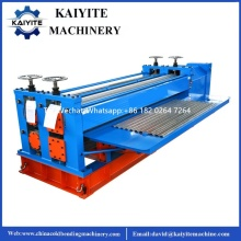 Barrel Type Thin Corrugated Panel Forming Machine