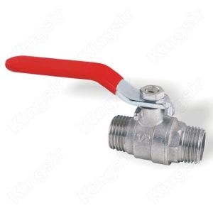 Factory Cheap price for Brass Ball Valves 3/4 Brass Ball Valve NPT Full Port export to Saudi Arabia Exporter