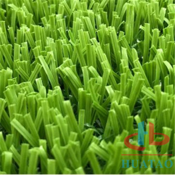 Artificial grass turf for playground