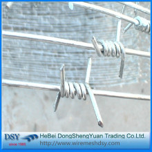 Prison anti-climbing barbed wire mesh