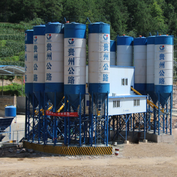 High quality automatic factory 180m3/h concrete mixing plant