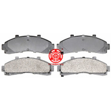 China Professional Supplier for Ford Brake Shoes Brake Pad for Ford Explorer export to Cape Verde Exporter