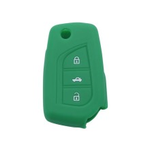 toyota silicone car key fob case cover