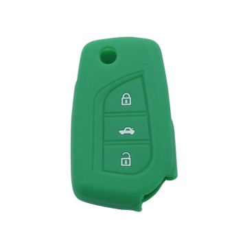 toyota silicone car key fob boots