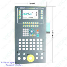 Membrane keypad For DESMA DRC 1010 Membrane keyboard for DESMA DRC 1010