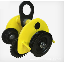 Factory supplied for GCL Mini Pull Plain Trolley Manual Chain Hoist Trolley for Moving Tools supply to Portugal Factory