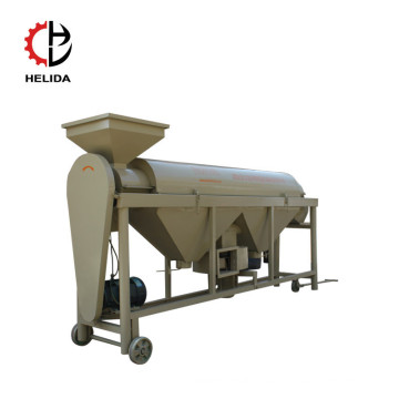 Pure Cotton Canvas Friction Beans Polishing Machine