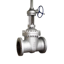 Best quality and factory for Manual Gate Valve Gear Operated Bolt Bonnet Gate Valve supply to Mauritius Suppliers