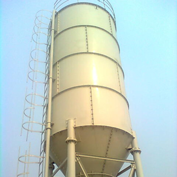 Malaysia 100T steel cement silo on sale