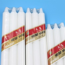 2019 New Excellent quality white pillar candle