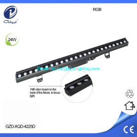 24W RGB color IP65 LED wall washer