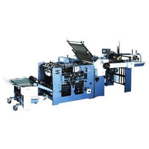 Paper Folding&creasing&perforating Machine(ZYH660D)