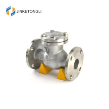 JKTLPC085 low pressure forged steel flanged air check valves