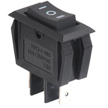 Automotive electrical rocker switch