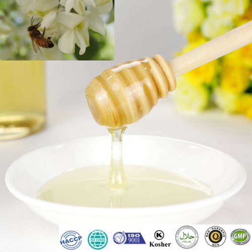 water white natural acacia honey