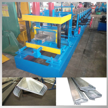 Steel Z shape purlin roll forming machine