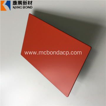 MC Bond Decorative Exterior Wall Construction Panels
