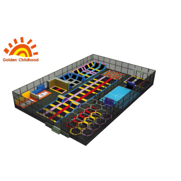 Certificated gymnastic trampoline for kids