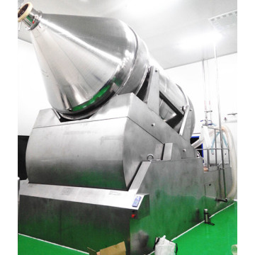 High Uniformity Powder Mixer