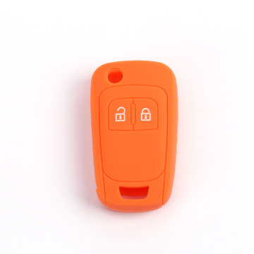 Without logo silicone car key cover