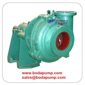 OEM/ODM Supplier for Horizontal Centrifugal Slurry Pump Coal Washing Mechanical Seal Slurry Pump supply to French Guiana Suppliers