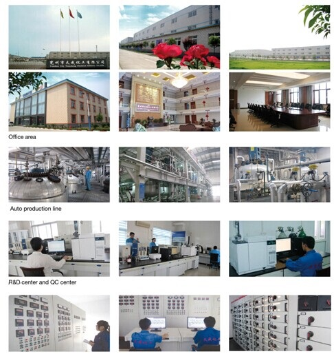 Shandong tiancheng chemical co., ltd. workshops