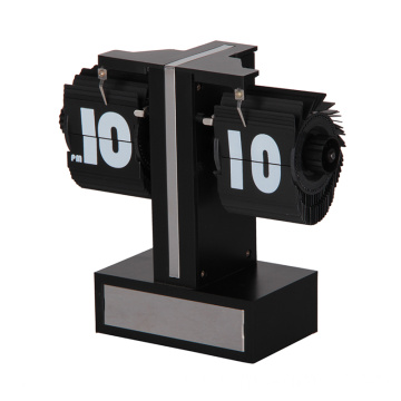 New style attractive table flip clock