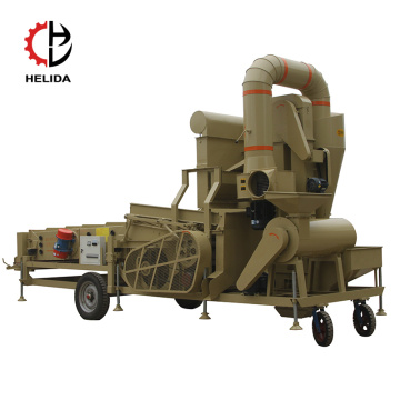 seed Cleaner With High Capacity In 10t/h!