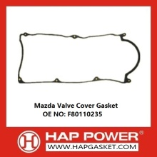 Customized for Durable Valve Cover Gasket Mazda Valve Cover Gasket F80110235 export to Martinique Importers