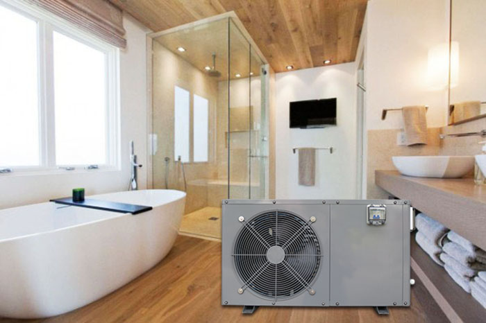 Air Source Heat Pump Price