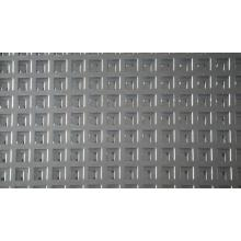 galvanized square hole perforated metal