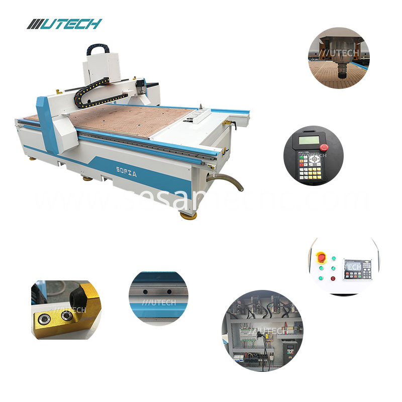 1530 Atc Cnc Router for Furniture