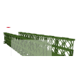 Easy Assembly Steel Structure Bailey Bridge
