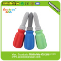 Screwdriver Shaped Eraser,Target School stationery