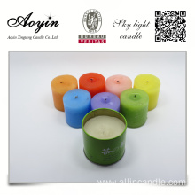 Pillar Candle Making Machine Votive Candles
