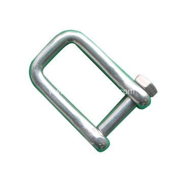 Steel Flat Tow Shackle