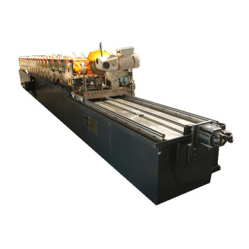 Dependable performance light keel machine