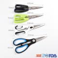 professional stainless steel kitchen scissors for vegetable
