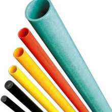 High Strength Durable Pultruded Fiberglass Round Tube