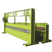 Roofing sheet bending roll forming machine