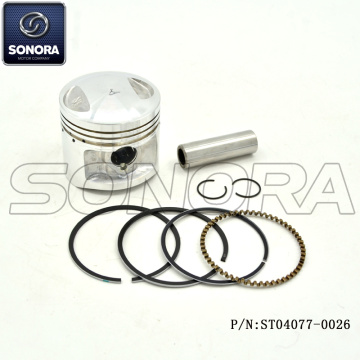 CG125 PISTON KIT (P/N:ST04077-0026) Top Quality