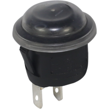 Waterproof Round Rocker Switch