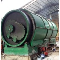 Latest Developed Waste Tire Pyrolysis plants