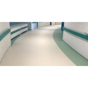 Medical epoxy resin floor coating