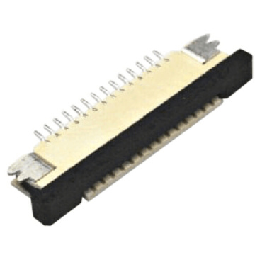 0.5mm FPC SMT Right Angle Bottom Contact