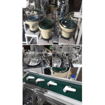 Shower Head Automatic Assembly Machine