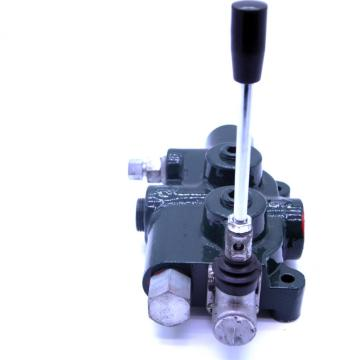 log splitter control valves